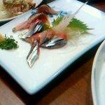 鮮太郎 - 秋刀魚刺