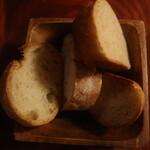 アナログ - パン(食べ放題)