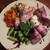 アナログ - 料理写真:4,200円のコースの前菜盛り合わせ