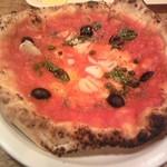 Sempre Pizza - シチリアーナ