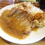洋食 ジャンボ - ポークジンジャー