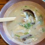 ダゴ汁の館 大福 - 料理写真: