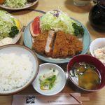 15422635 - 島豚ロースカツ定食 2,500円