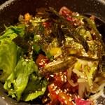 厳選和牛 焼肉 犇屋 - 犇き丼(ハーフ)