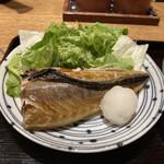 Akasakaajisai - 焼き魚up