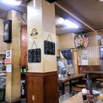 山田屋 - 店内の様子②