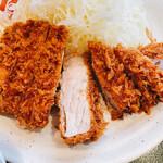 とんかつ大将 - 料理写真: