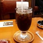 珈琲大使館 - アイスコーヒー