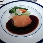 15423518 - メイン:豚ヒレ肉のソテー