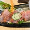 お食事処 寿 - 料理写真:姫ます刺身
