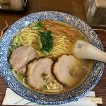 らぁめん とん平 - 料理写真:「塩らぁめん」850円