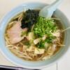 大鵬 - 料理写真:スープ量がある程度戻った醤油ラーメン