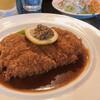 ミルキーウェイブ - 料理写真:日替わりランチ 990円 チキンカツ