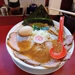 麺一盃 - 料理写真:あっさり系 らーめん 特製