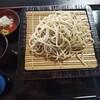 蕎麦切り 明日葉 - 料理写真: