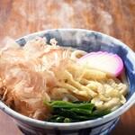 東京庵 - 料理写真:にかけうどん