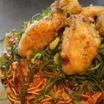 お好みキッチンK  - 料理写真:はつかいち牡蠣盛焼