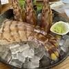 球屋 - 料理写真:メガゴジラ刺身