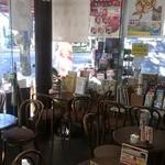 フレッシュロースター珈琲問屋 - 香の良い店内