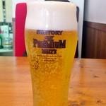 和ビストロ サグラ - (10/21再訪)ビールはモルツでした