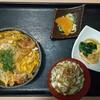 味の八珍亭 - 料理写真:かつ丼
