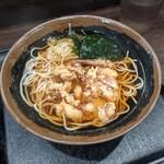峠の蕎麦 - 料理写真: