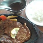 チャーリーレストラン - チャーリーステーキ ¥1,980