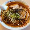 白神飯店 - 料理写真:冷たいラーメン 550円