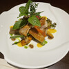 アンティカ トラットリア ダル ピラータ - 料理写真:金目&真鯛、2種のお魚です♪