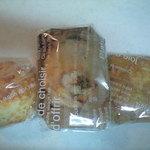 サンサンゴベーカリー マハロマハロ - 買ってきたパン達です。