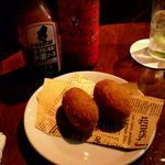 晩餐バール - コロッケ