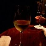 晩餐バール - 白ワイン