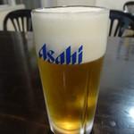 レストランけやき - 生ビール:560円