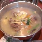 15430348 - カルビタン定食840円(2012/10)