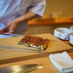 恵比寿 えんどう - 天草の天然鰻