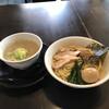 麺の風 祥気 - 料理写真:濃厚鶏搾りつけそば(税込み900円)