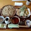 蕎麦料理 すみや - 料理写真:季節の野菜天ぷらせいろ1650円