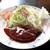 Cafe Rest BON - 料理写真:ハンバーグ