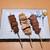 串焼き たまがわ - 料理写真:豚レバー150円、ねぎま180円、豚はらみ150円
