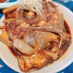 大和田鮨 - あら炊き
