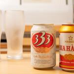 DanKi - 333ビール・ハノイビール
