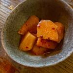 154315675 - 山芋のキムチ!オイキムチ、カクテキの次に好き♡