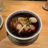 中華そば いしかわや - 料理写真:煮干ブラック800円