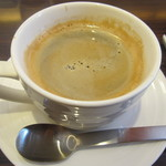 Base Cafe - ホットコーヒー