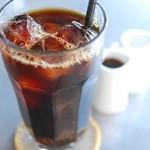 カフェ・リュシェット - アイスコーヒー