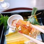 京料理 卯柳 - 前菜 彩7種盛り合わせ 美味しい♡