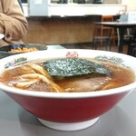 まるたかラーメン - 正油ラーメン ¥750
