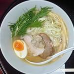 和出汁中華SOBA 山わさび - 料理写真:山わさび塩 ¥750