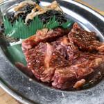 焼肉 八廣 - サガリ