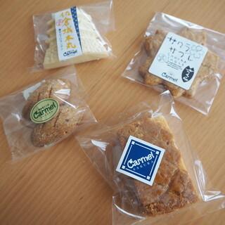 欧風菓子工房 カーメル - 料理写真:焼き菓子達